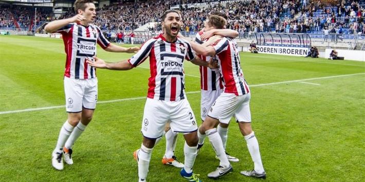 Kali blijft tot medio 2018 uitkomen voor Willem II