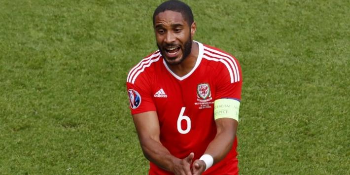 Goed nieuws voor Wales: captain fit voor Belgie-clash