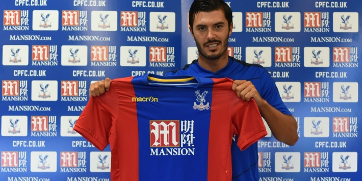 Crystal Palace neemt Tomkins over van West Ham United