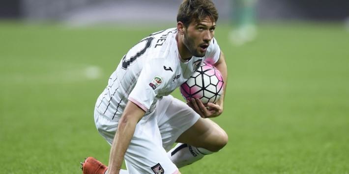 Sevilla gaat aanvaller Vázquez overnemen van Palermo