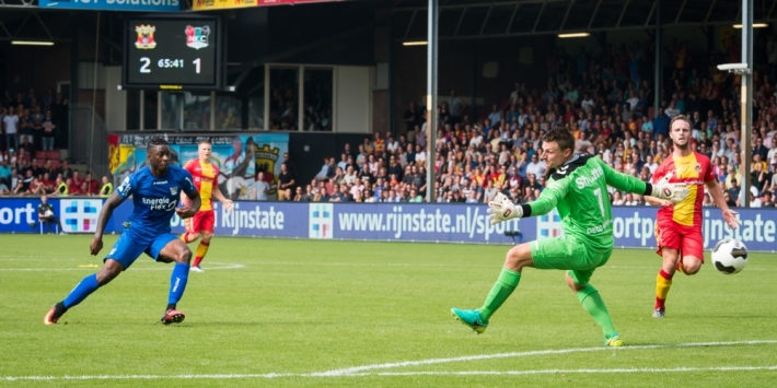 "Mayi: ""Geen groot verschil tussen Ligue 1 en Eredivisie"""