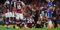 Recordaankoop Ayew terug op trainingsveld West Ham