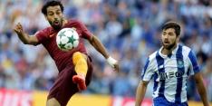 Porto en Roma remiseren, winst voor Celtic en Monaco