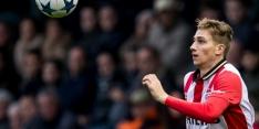 PSV houdt talentvolle Verreth langer aan boord