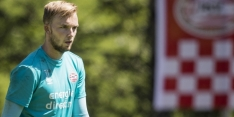 Officieel: PSV stalt doelman Jurjus bij De Graafschap