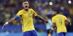 Uruguay, Brazilië, Argentinië en Colombia nu in top-vier