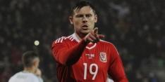'Roda JC Kerkrade bezig met EK-ganger uit Wales'
