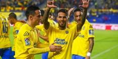 Valencia op Mestalla onderuit tegen Las Palmas