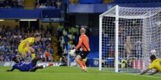 Chelsea en Liverpool naar derde ronde League Cup