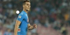 "Napoli-captain Hamsik mist Milik: ""Van wereldklasse"""