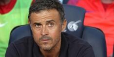 Enrique niet te spreken over arbitrage na verlies Barcelona