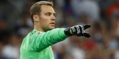 Neuer maakt na negen maanden rentree bij Duitsland