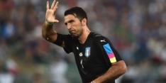 """Totti dankt Buffon in brief: """"Gigi, ik weet hoe het voelt"""""""