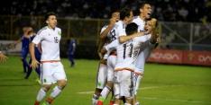 PSV'er Moreno helpt Mexico aan zege in WK-kwalificatie