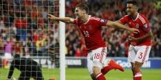 Groep D: Bale helpt Wales aan riante zege op Moldavië