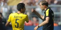 Bartra hervat maand na aanslag groepstraining bij Dortmund