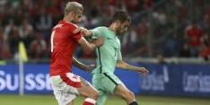 Groep B: EK-winnaar Portugal onderuit tegen Zwitserland