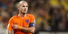 Sneijder en Strootman trainen weer mee bij Oranje