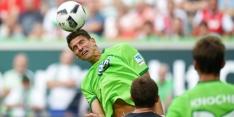 Wolfsburg wint niet bij Gomez-debuut, Hertha pakt zege