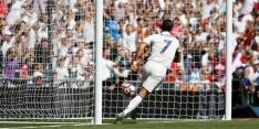 Herstelde Ronaldo legt basis voor ruime zege van Real