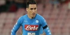 Napoli klopt Internazionale dat niet profiteert van remise Milan