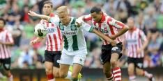 FC Groningen in eigen huis ook niet langs Sparta