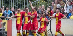 Gretig Go Ahead beleeft mooie middag tegen Roda JC