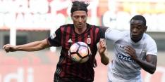 De Vrij scoort voor Lazio, ex-NAC'er doet AC Milan pijn