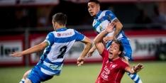 Verdonk en Zwolle accepteren schorsing van één duel niet