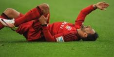 Leverkusen-aanvaller Bellarabi scheurt pees af
