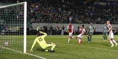Déjà vu voor Ajax op Grieks grondgebied