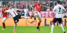 Bayern en Dortmund winnen, Leipzig meldt zich in top