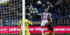 Excelsior is wakker, Willem II mist Heerkens nog lang