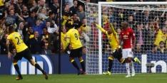 United lijdt derde nederlaag op rij op bezoek bij Watford