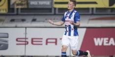Larsson lijkt Derby van het Noorden te halen