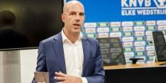 'De Jong wordt definitief niet directeur betaald voetbal'