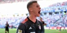 Kimmich redt Bayern, Leverkusen dankt Hernández