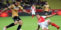 Monaco klopt Angers en grijpt tijdelijk macht in Ligue 1