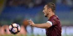 Roma zonder Totti in topper, Klopp kiest weer voor Mignolet