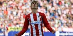 Atlético op weg naar kwartfinale, Valencia krijgt pak slaag