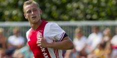 Ajax komt keepersfout te boven tegen Legia in Youth League