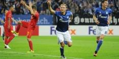 De Boer weer onderuit, Fiorentina en Schalke juichen
