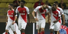 Zevenklapper Monaco, Paris Saint-Germain dankt Cavani