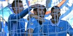 Verdedigers De Vrij en Hoedt winnen ruim met Lazio