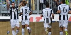 Juventus heeft aan vijf minuten genoeg bij Empoli