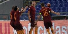 AS Roma vloert Crotone ondanks gemiste penalty Dzeko