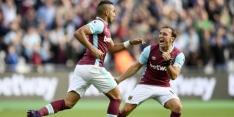 West Ham schakelt Chelsea uit in de League Cup