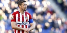 Atlético legt sterkhouder Gabi vast tot medio 2018