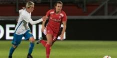 Twente-dames winnen eerste CL-duel van Sparta Praag