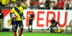 'Valencia zet blessure in scene om politie te ontlopen'